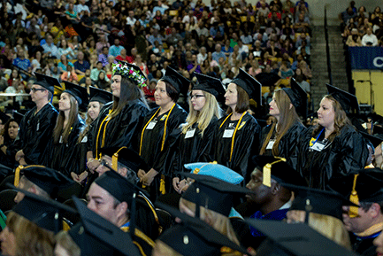 Seminole State to award record number of bachelor's degrees for fall graduation