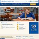 College's website boasts new responsive design