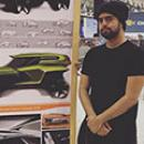 Alumni Profile: Arts grad driven to design cars of the future