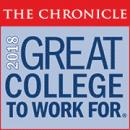 Seminole State named a '2018 Great College to Work For'