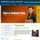 New look for Seminole State's Web site
