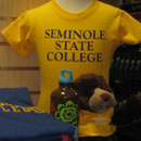 Students snapping up College merchandise