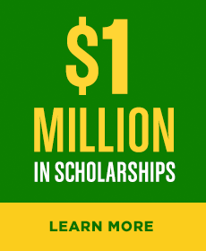 One Million Dollars in Scholarships: Learn More