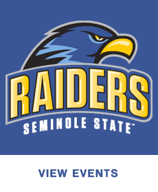 Raiders Seminole State: View Events