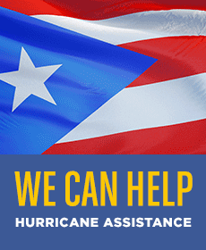 We Can Help: Hurricane Assistance