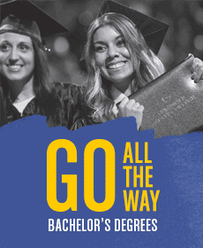 GO All The Way: Bachelor's Degrees