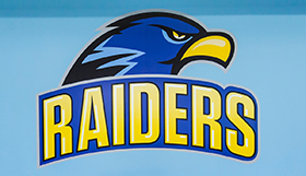 Seminole State Raiders logo