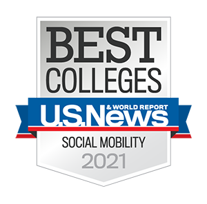 U.S News & World Report Best Colleges Social Mobility 2021