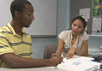 Tutoring and Study Skills at the Academic Success Center