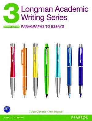 LONGMAN ACAD.WRITING SERIES 3