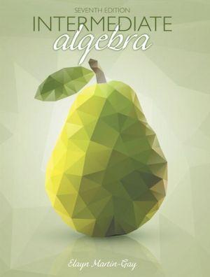 INTERMEDIATE ALGEBRA-W/MYMATHLAB ACCESS