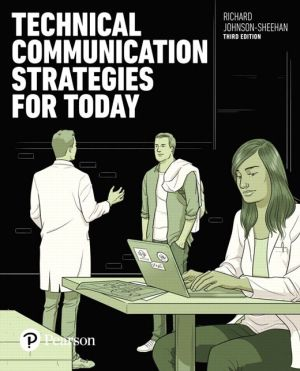 TECHNICAL COMMUNICATION STRAT.F/TODAY