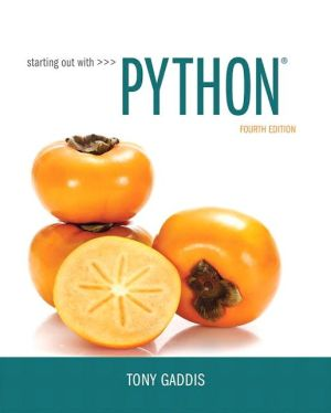 STARTING OUT W/PYTHON-W/ACCESS