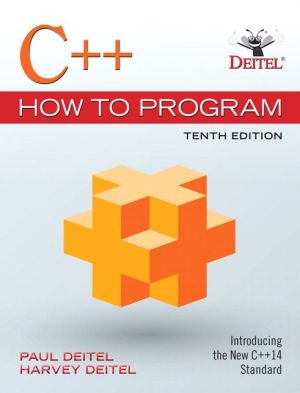 C++:HOW TO PROGRAM-W/ACCESS