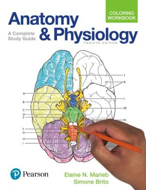 ANATOMY+PHYSIOLOGY COLORING WORKBOOK