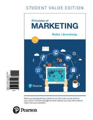 PRIN.OF MARKETING (LOOSELEAF)