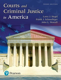 EBK COURTS AND CRIMINAL JUSTICE IN AMER