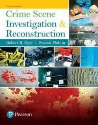 EBK CRIME SCENE INVESTIGATION AND RECON