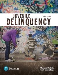 EBK JUVENILE DELINQUENCY (JUSTICE SERIE