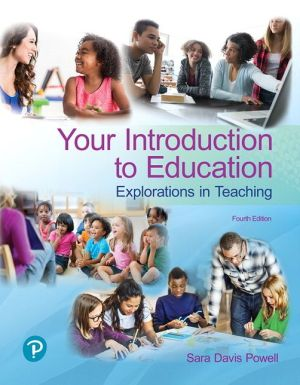 YOUR INTRODUCTION TO EDUCATION-TEXT