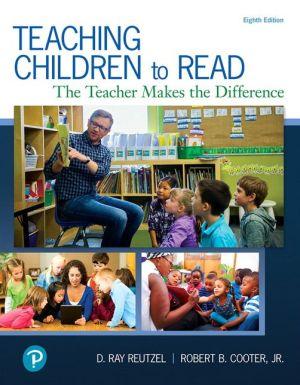 TEACHING CHILDREN TO READ