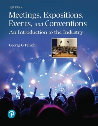 EBK MEETINGS, EXPOSITIONS, EVENTS & CON
