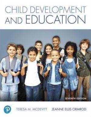 CHILD DEVELOPMENT+EDUCATION