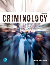 EBK CRIMINOLOGY (JUSTICE SERIES)