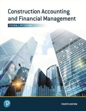 CONSTRUCTION ACCOUNTING+FIN.MGMT.