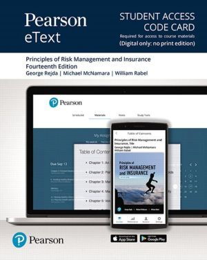 PRIN.OF RISK MGMT.+INSURANCE-ACCESS