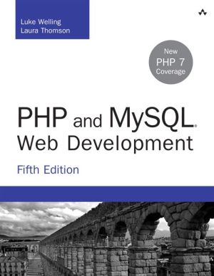 PHP+MYSQL WEB DEVELOPMENT