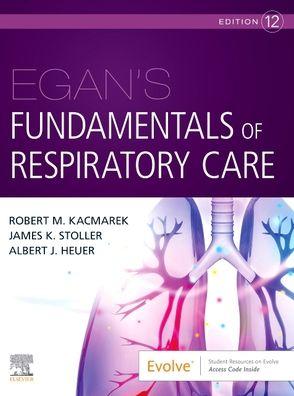 EGAN'S FUND.OF RESPIRATORY CARE-W/CODE
