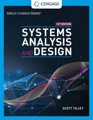 SYSTEMS ANALYSIS+DESIGN