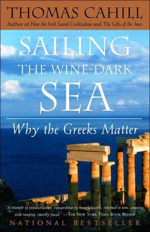 SAILING WINE-DARK SEA