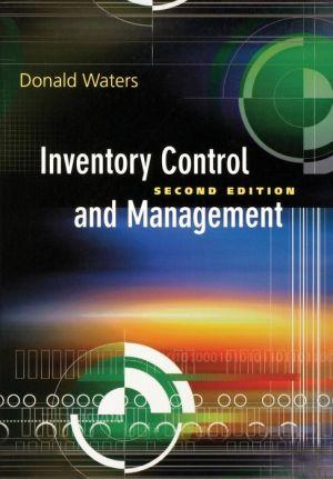 INVENTORY CONTROL+MANAGEMENT (PB)