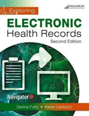 EXPLORING ELECTRONIC HLTH...-W/2 ACCESS