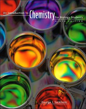 INTRO.TO CHEMISTRY FOR BIOLOGY STUDENTS