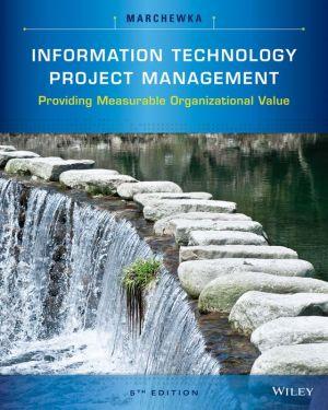 INFORMATION TECHNOLOGY PROJ.MGMT.