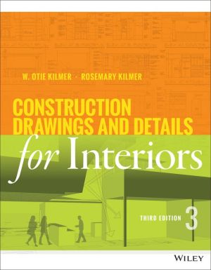 CONSTRUCTION DRAW.+DETAILS F/INTERIORS