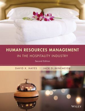 HUMAN RESOURCE MGMT.IN HOSPITALITY...