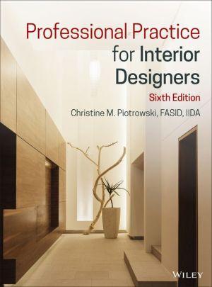 PROFESSIONAL PRAC.F/INTERIOR DESIGNERS
