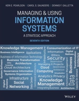 MANAGING+USING INFO.SYSTEMS