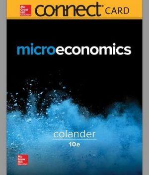 MICROECONOMICS-CONNECT ACCESS