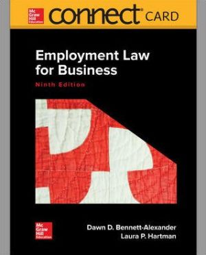 EMPLOYMENT LAW FOR BUS.-CONNECT ACCESS