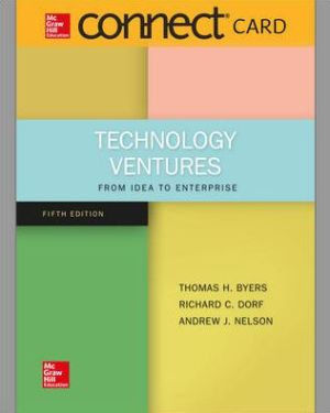 TECHNOLOGY VENTURES:FROM IDEA..-ACCESS