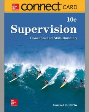 SUPERVISION:CONCEPTS+SKILL...-CONNECT