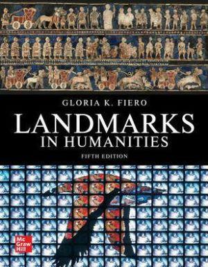 LANDMARKS IN HUMANITIES (LOOSE)