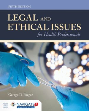 LEGAL+ETHICAL ISSUES FOR...-W/ACCESS