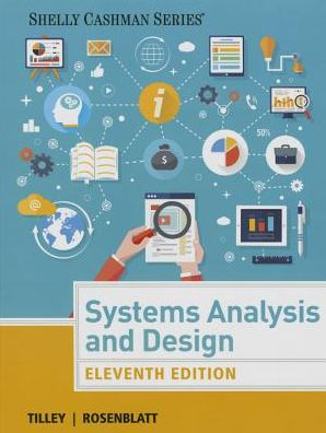 SYSTEMS ANALYSIS+DESIGN