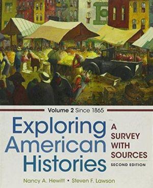 EXPLORING AMERICAN HIST.,V.2-W/ACCESS